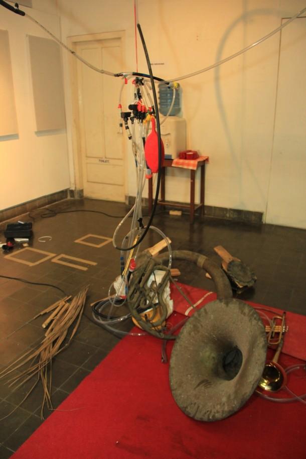 Dale Gorfinkel's contraption