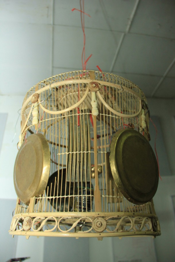 Gong Cage
