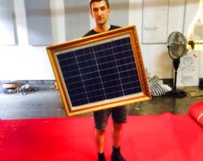 Solar Frames